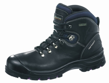 Albatros work shoe 631750 black