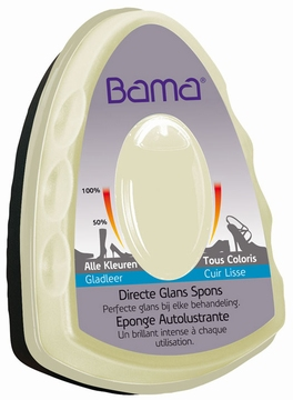 Bama direct shine sponge