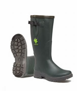 Nora wellington boots Champion green