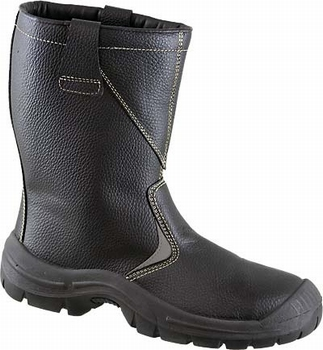 Rigger Off-shore safetyboots 0382 Black