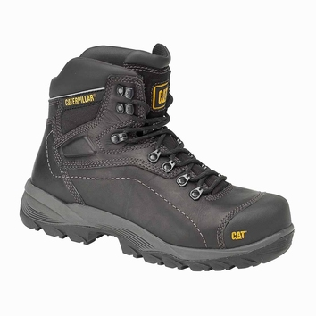 Caterpillar working shoes Dianostic high black