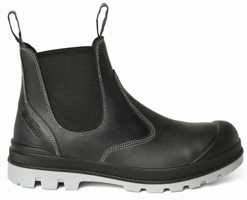 Mister Miles Safetyboots Era Black