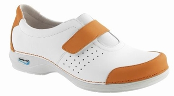 NEW! Nursing care working shoes healthcare WG13 Orange
