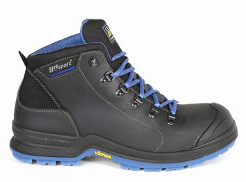 Grisport safetyboots Data Black