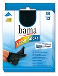 Bama Fresh Socks Black