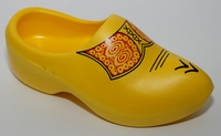 Light weighted E.V.A. rubber clogs Farmer Yellow