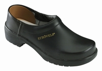 !OUTLET! Strovels quality clogs klompen 804 pro zwart