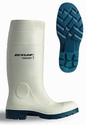 Dunlop wellington working boots purofort C361.141 white