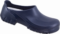 Alpro by Birkenstock flexible safety clogs A630 blue