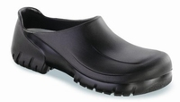 Alpro by Birkenstock flexible safety clogs A640 black