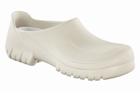 Alpro by Birkenstock flexible safety clogs A630 white