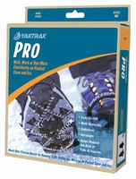 YakTrax Pro snow chains for shoes
