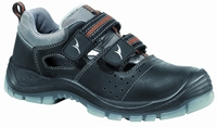 Albatros workingshoes 641710 black