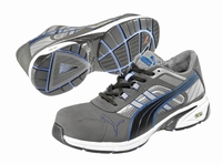 Puma safetyboots Pace Blue Low Gray