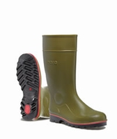 Nora wellington boots Megajan green