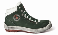 Redbrick safetyshoes Bounce green