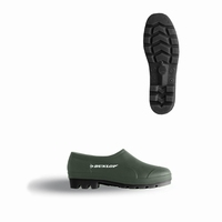 Dunlop welllie shoe 814P black