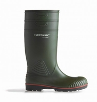 Dunlop wellington working boots A442.631 green