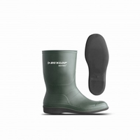 Dunlop disinfection calf rubberboot B550.631 green