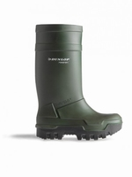 Dunlop wellington working boots thermo+ C662.933 green