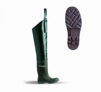 Dunlop wadding working boots purofort C462.840.LI green