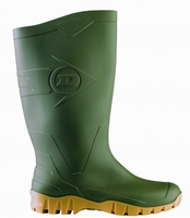 Dunlop welllington boots Dane K680.211 green