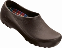 Jolly PU clogs closed brown