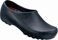 Jolly PU clogs closed blue