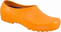 Jolly PU clogs closed Orange