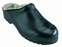 Euro-dan working clogs 351-01 black