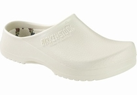 Birki´s Birkenstock super clogs 068021 white