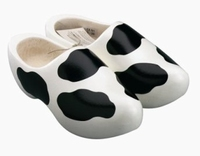 Woodenshoes Cow