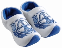 Woodenshoe Slippers Tulp/Windmill Delfsblue