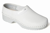 Strovels quality clogs 304 White