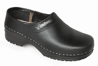 Strovels quality clogs 304 Black