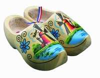 Woodenshoes Holland Tulp Farmer