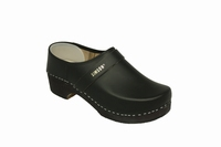 Simson clogs 960 black