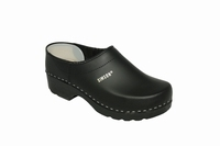 Simson clogs 296 black