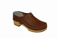 Simson clogs 963 brown