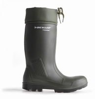 Dunlop wellington working boots purofort C462.943.VK green