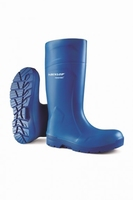Dunlop wellington working boots purofort  CB 61631 Blue