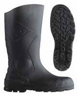 Dunlop wellington working boots H142.011 black