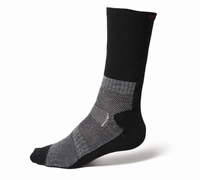 Redbrick Working socks black 09162