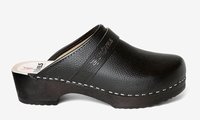 NEW!!  Strovels quality clogs 501 black
