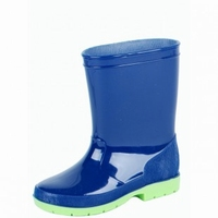 HOZ rubberboot Luca blue