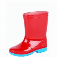 HOZ rubberboot Luca red