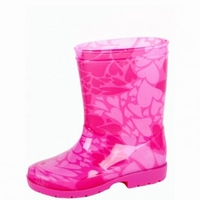 HOZ rubberboot Rosa rose