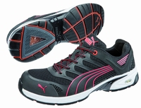 NEW!! Puma safetyboots Fuse Motion Low Red