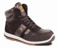 No Risk safetyshoes Jumper black