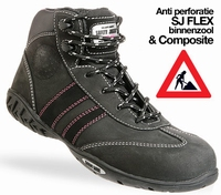 OUTLET! Safety Jogger dames werkschoenen isis